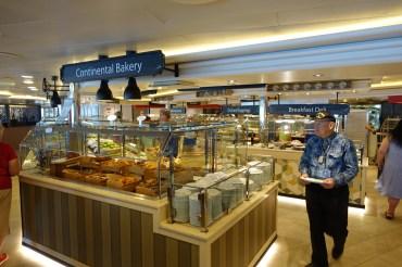 Princess Panama Cruise – Restaurants & Buffets