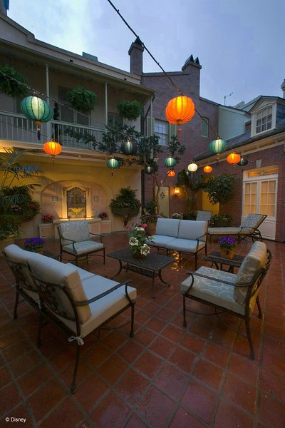 DREAM SUITE PATIO