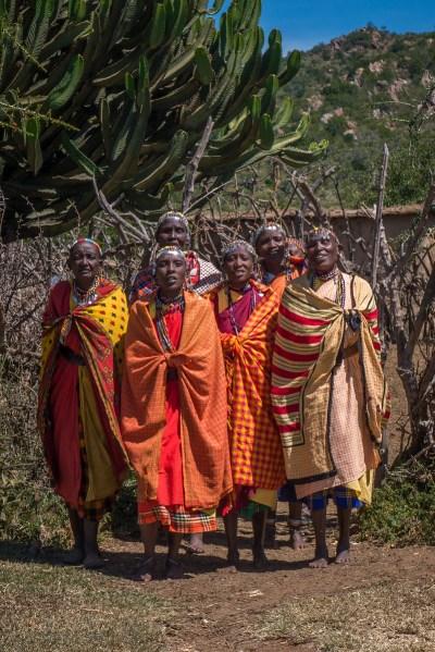 Women in the Widow's Village