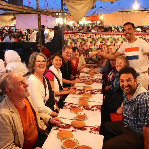 Amateur Traveler Morocco trip