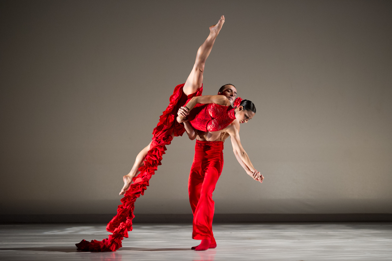 Linea Recta Ballet Hispanico at Joyce Theater (Featured Photo)