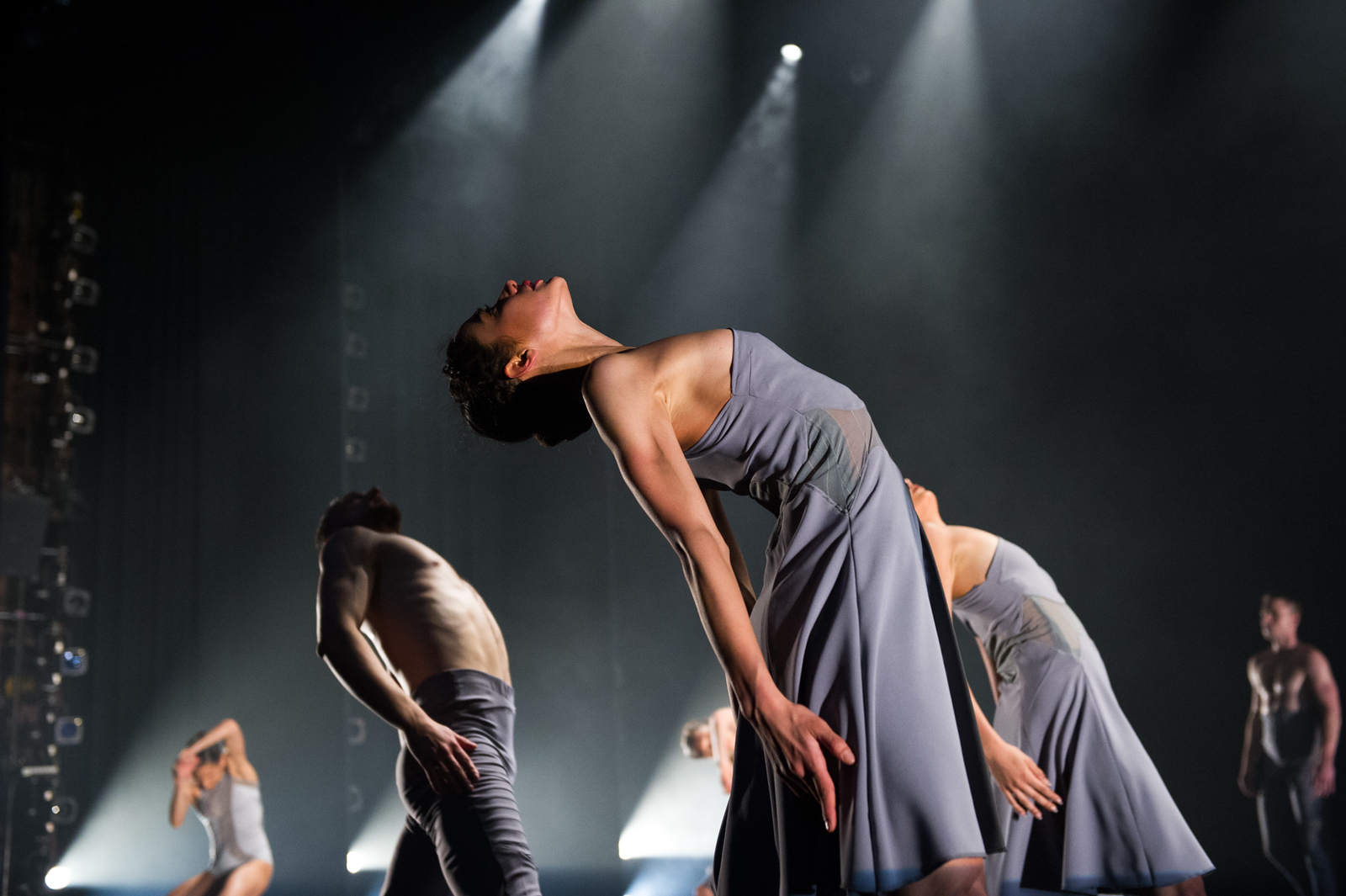 3. Catorce Dieciséis at Joyce Theater