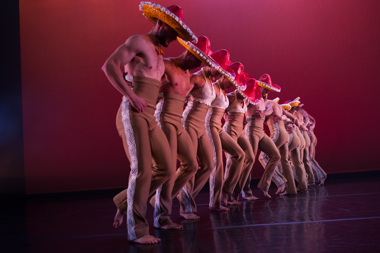Con Brazos Abiertos at Joyce Theater