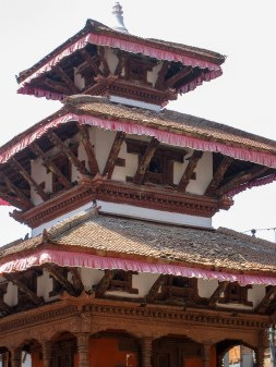 temples in durbar square kathmandu