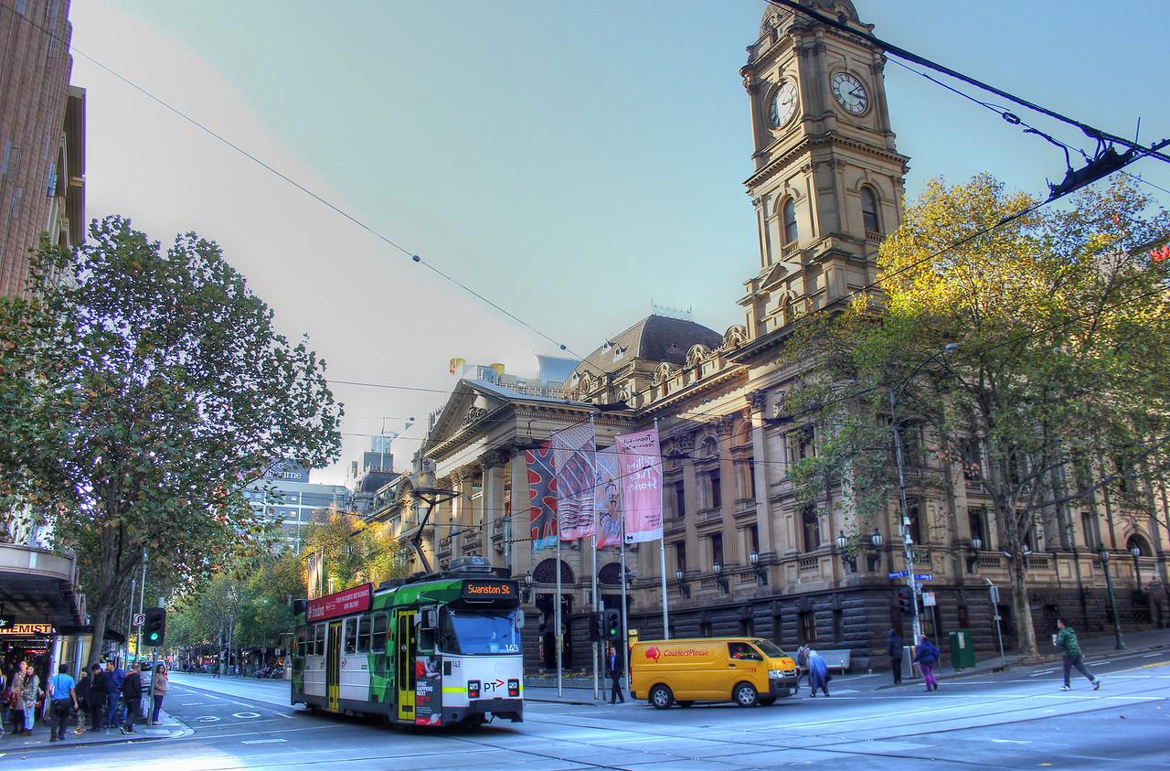 Town Hall in Melbourne, Australia