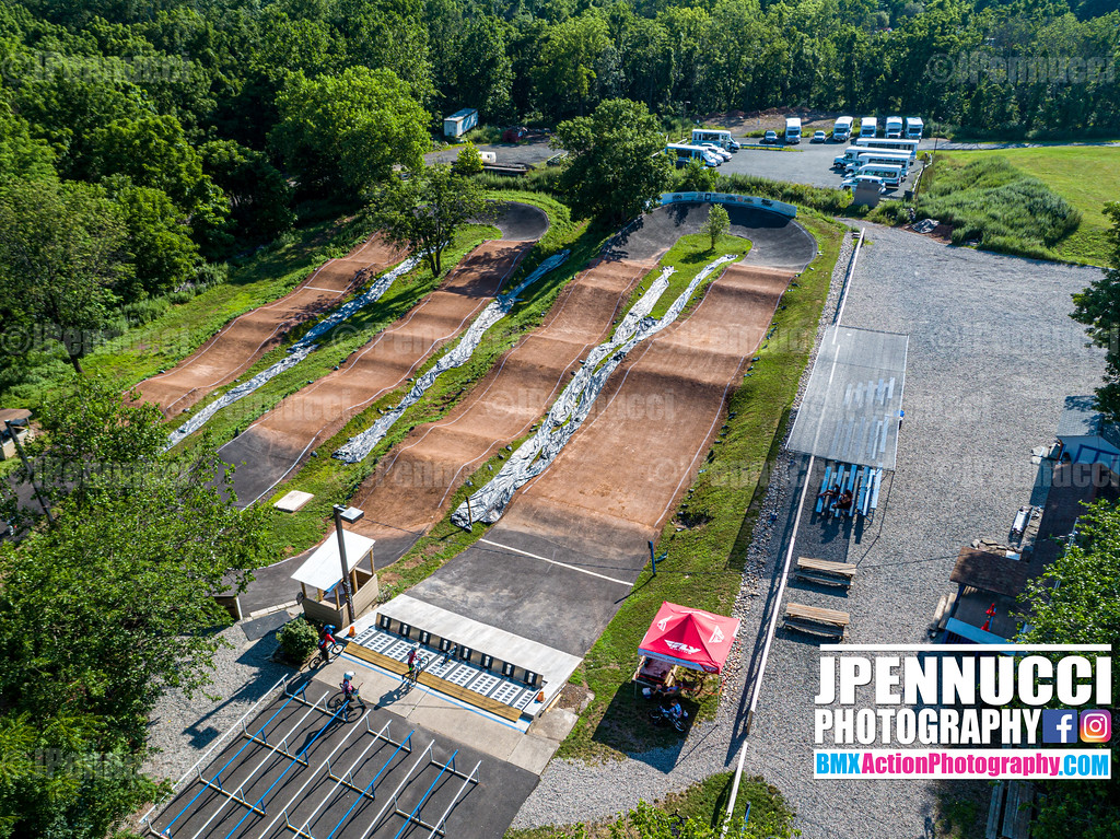 Hunterdon County BMX – Aerial Pictures