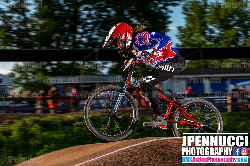 Hunterdon County BMX Summer Series – Race 3 – 7-21-2020