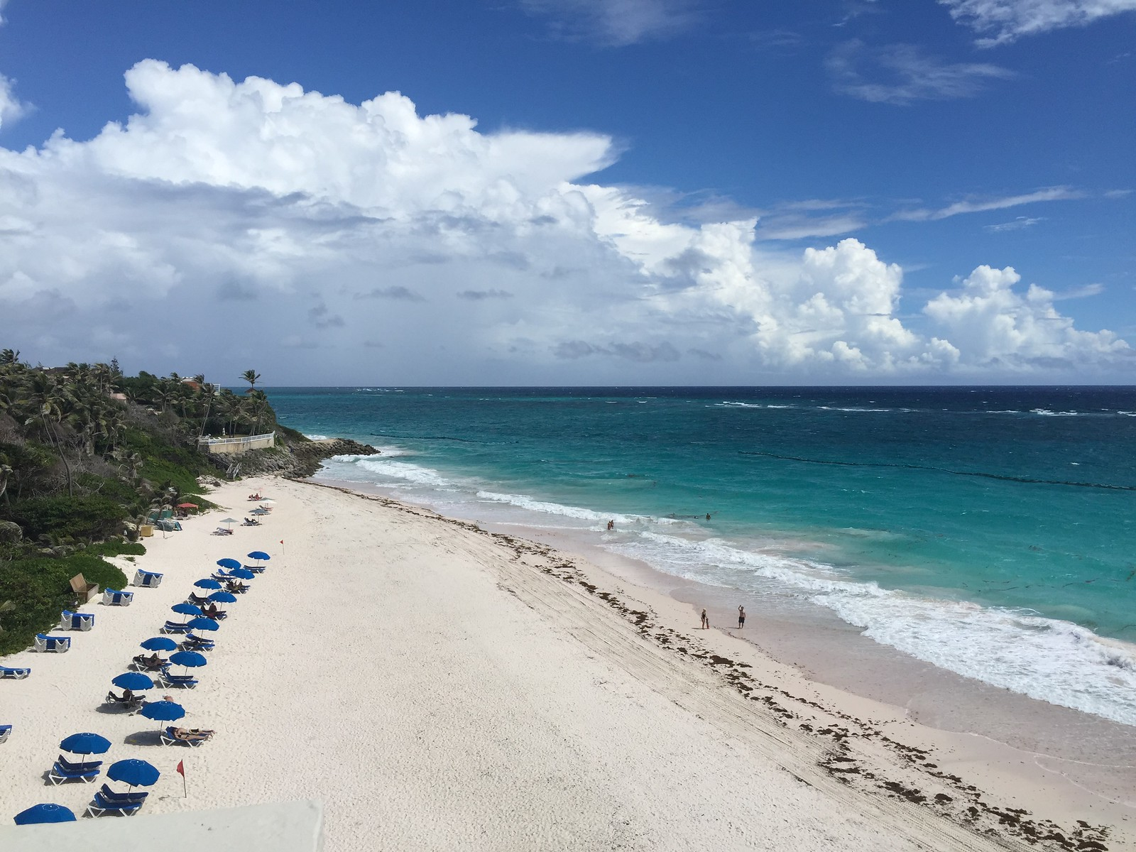 The Crane Hotel Beach, Barbados