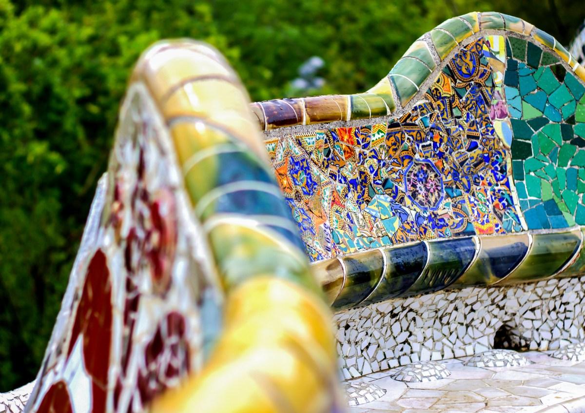 3 Days in Barcelona - Gaudi Park