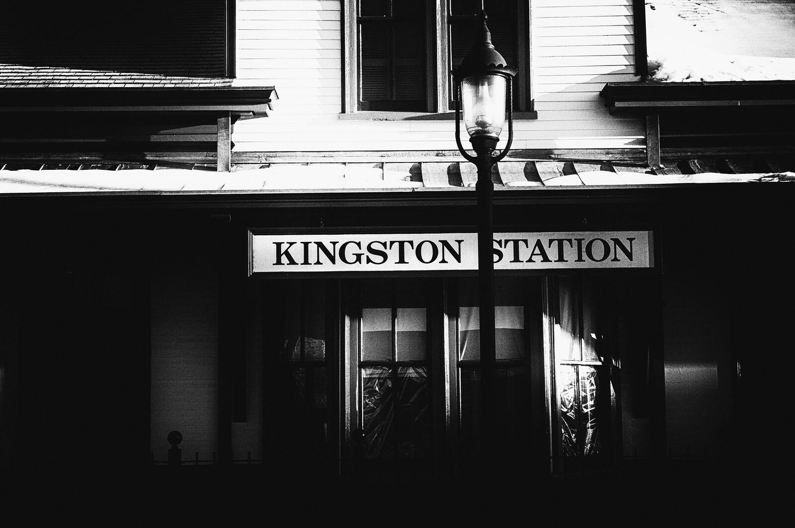Kingston Station