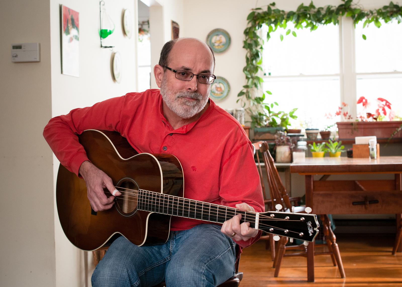 John Thomas at Kim Walker's