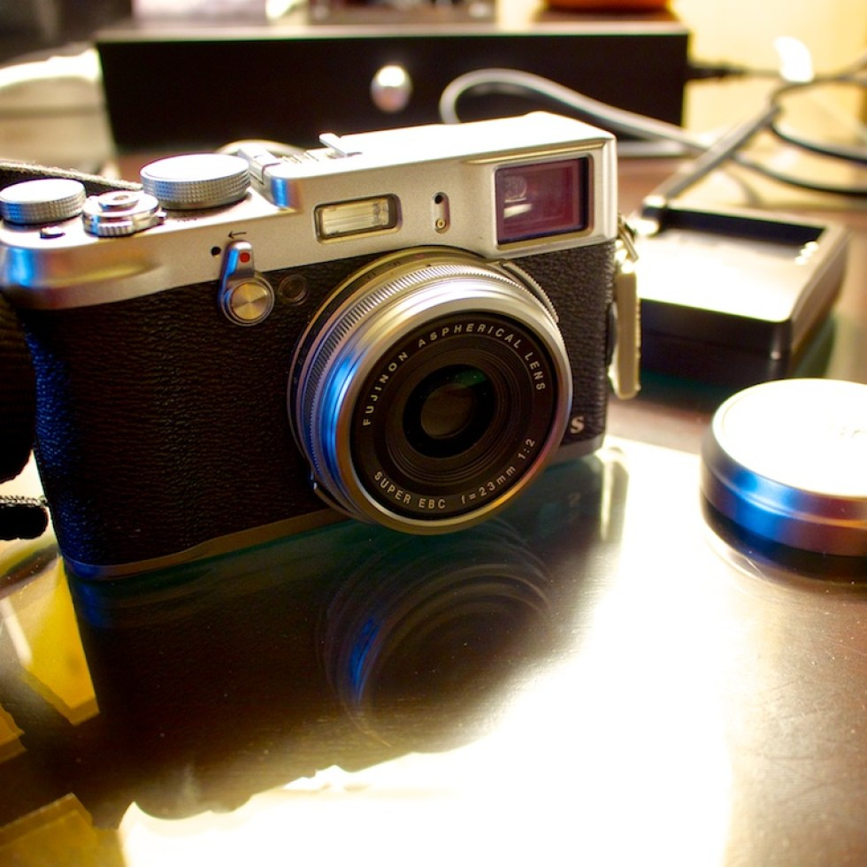 The Fujifilm X100S from an Olympus micro 4/3 user perspective