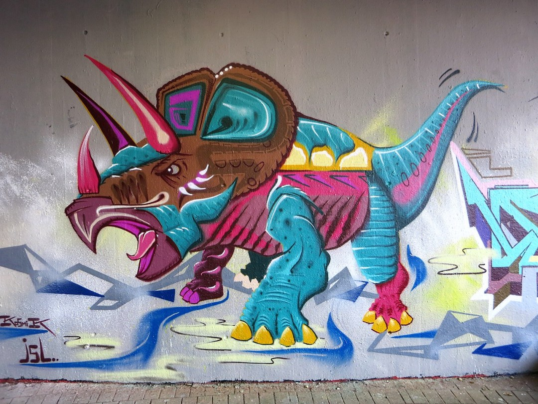 Street Art Chat Interview with Kosmik One - Who is your favorite street artist?