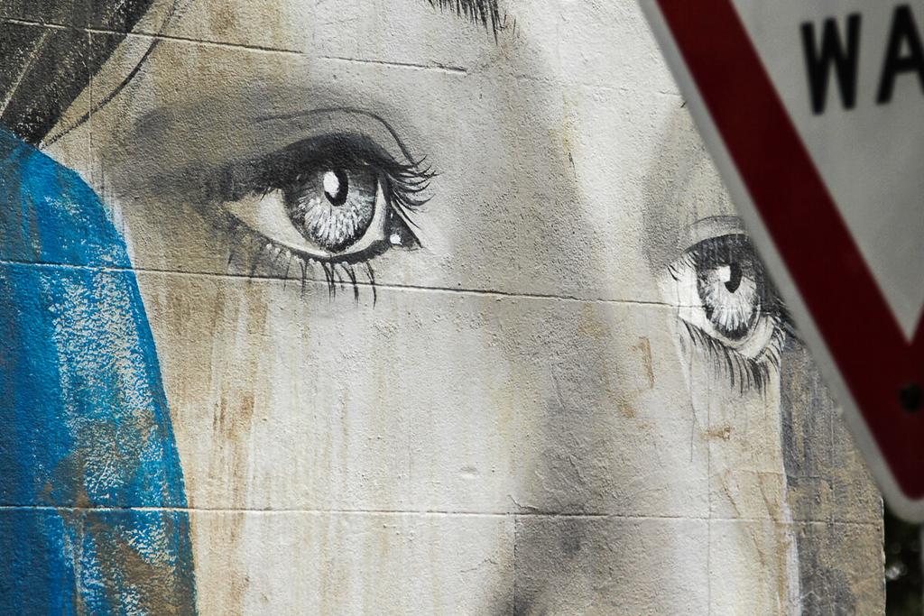 Best street art in Australia by the artist Rone