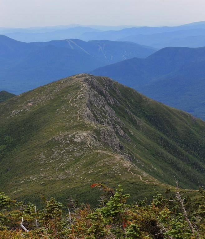 Ledges of Bondcliff trail