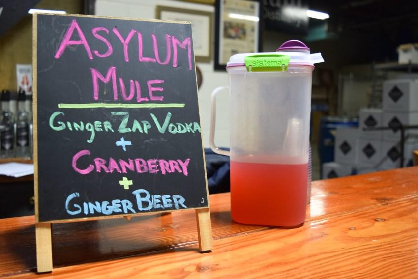 Asylum Mule