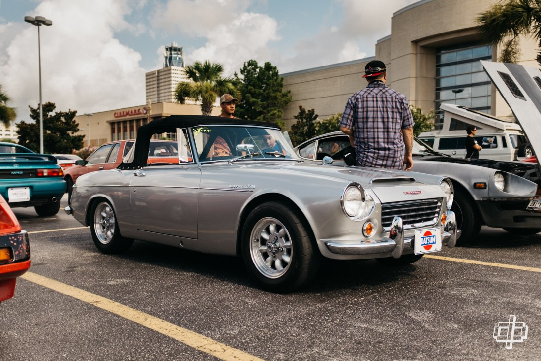 houston coffee and cars datsun roadster