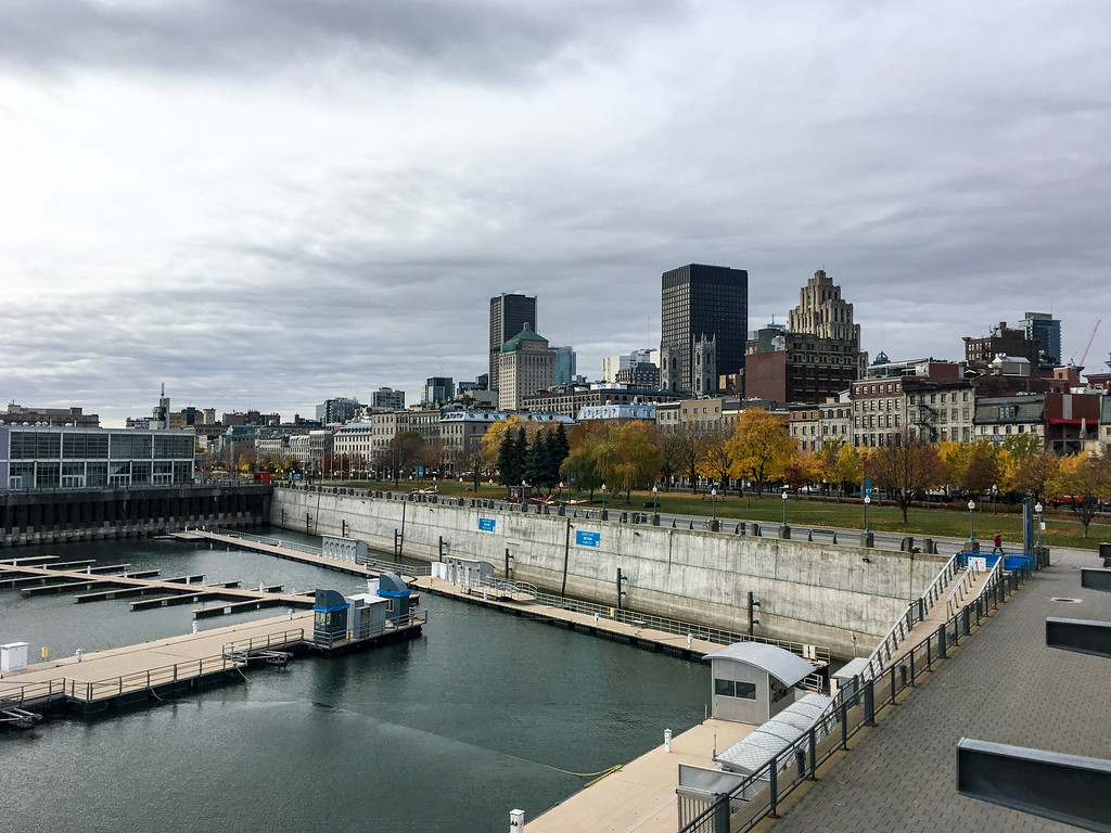 You ought to see the Old Port of Montreal with your three days in Montreal