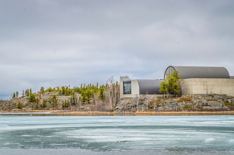 Prince of Wales Heritage Centre in Yellowknife