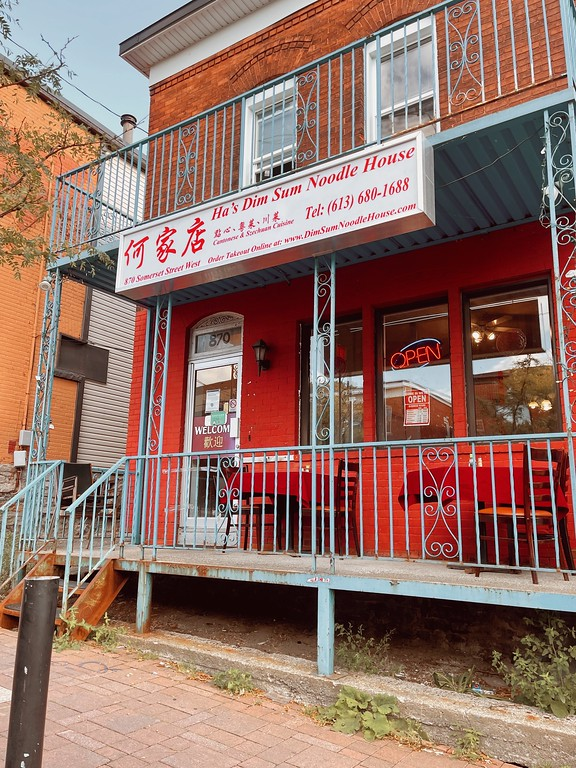 Ha's Dim Sum Noodle House - Fat Girl's Guide to Eating in Ottawa
