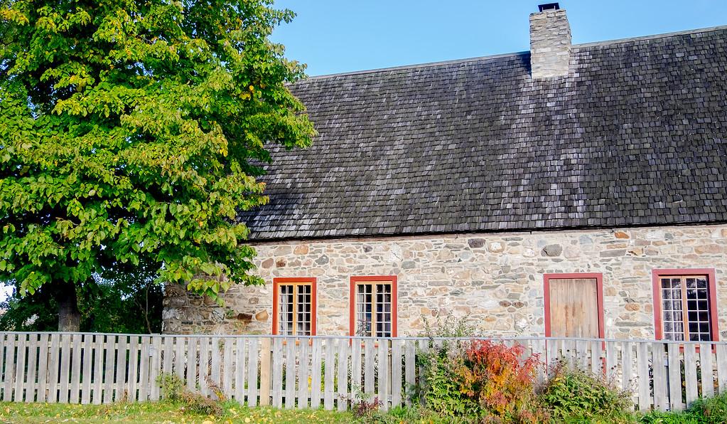 Ancestral house on Ile d'Orleans