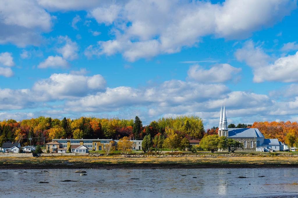 Autumn on L'Isle-aux-Coudres