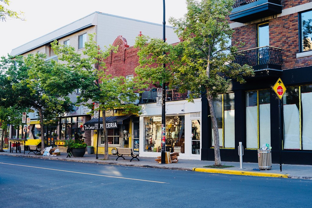 Quebec Regions: Little Italy in Montreal