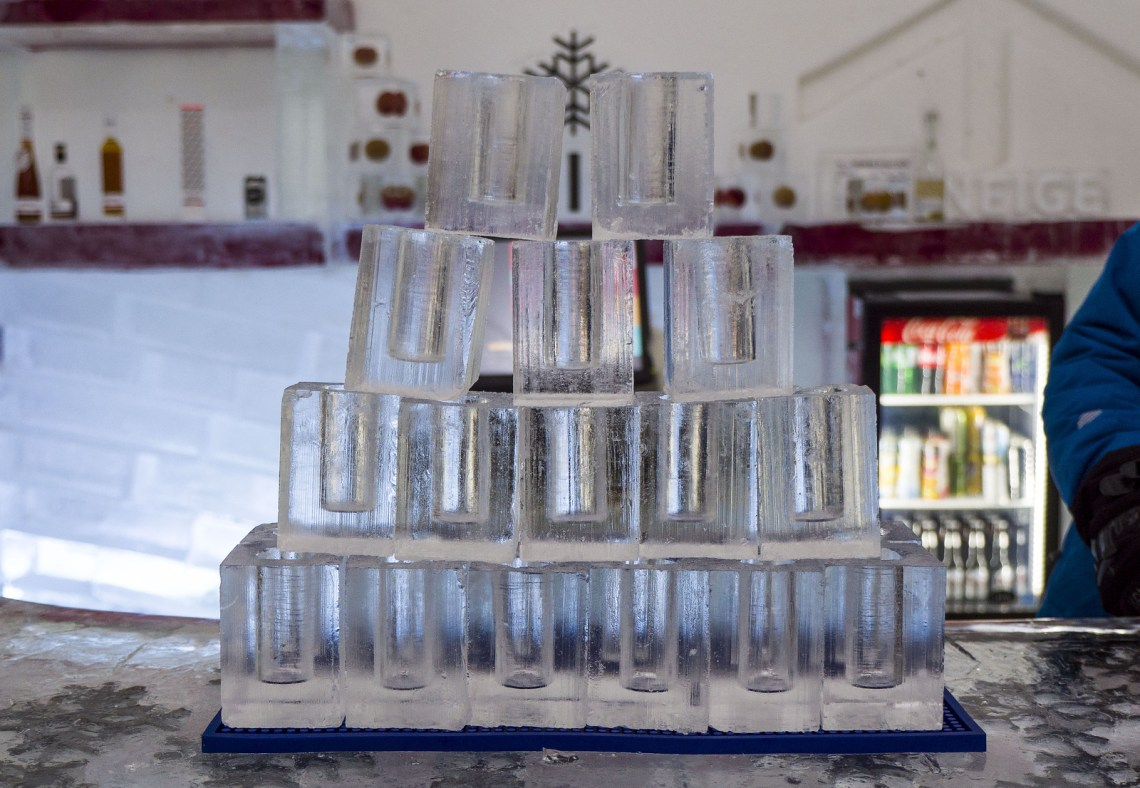 How to survive the night at the Quebec Ice Hotel