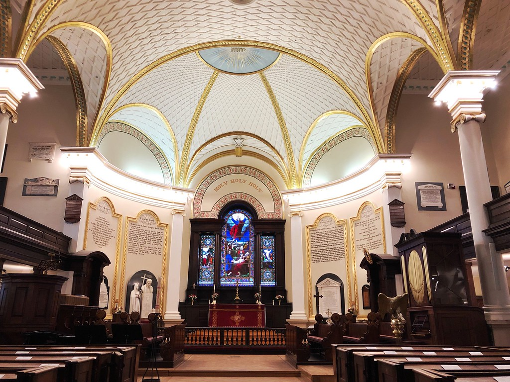 Visit Quebec City for its religious sites which play an important role in the city's history.