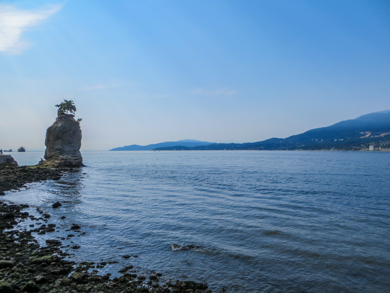 vancouver solo travel will take you to stanley park