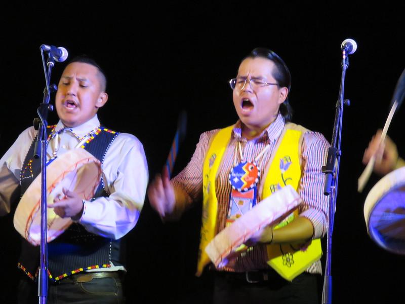 Adäka Festival - Northern Cree Singers