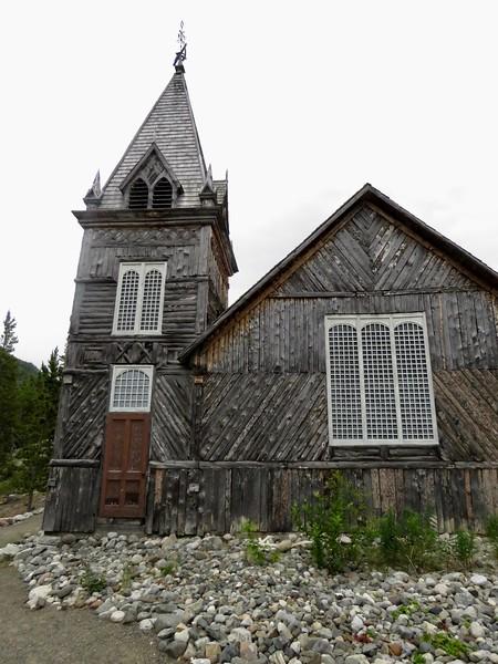 Church at Bennett