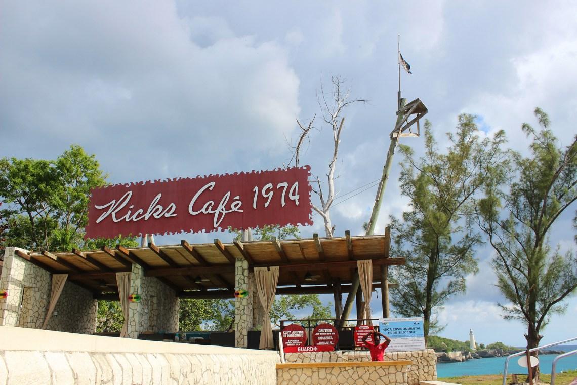 Rick's Cafe - Negril, Jamaica