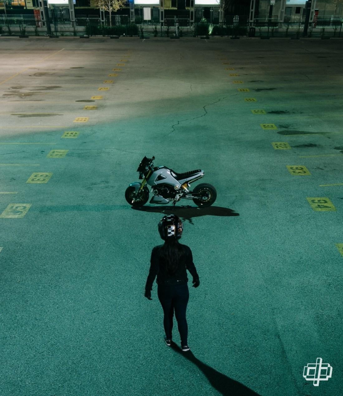 akira themed honda grom superstreet magazine dtphan