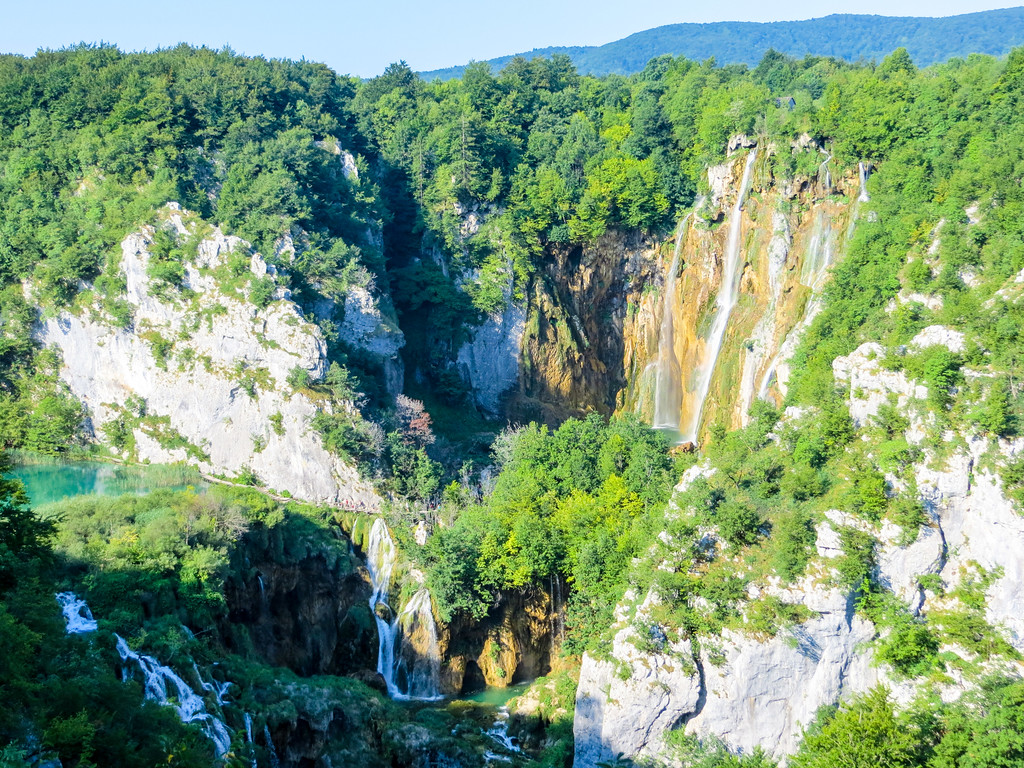 Backing Routes in Europe should also include stunning Plitvice National Park