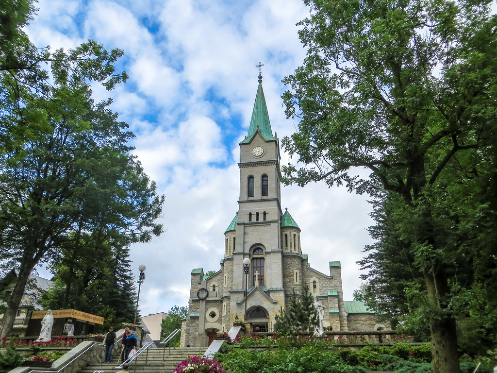 Zakopane is another town to add to your Central Europe Travel itinerary