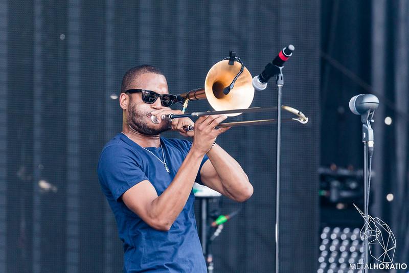 Trombone Shorty & The Oceans Avenue