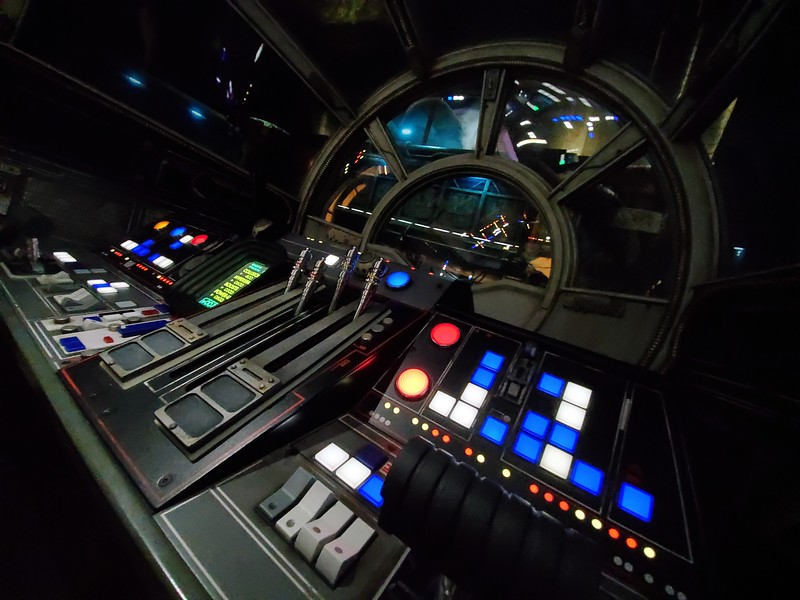 FastPass+ for MILLENNIUM FALCON: SMUGGLERS RUN now available for visits starting February 19 at DHS