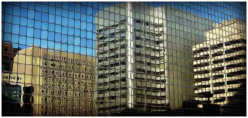 Ottawa architectural patterns by Tatiana Travelways