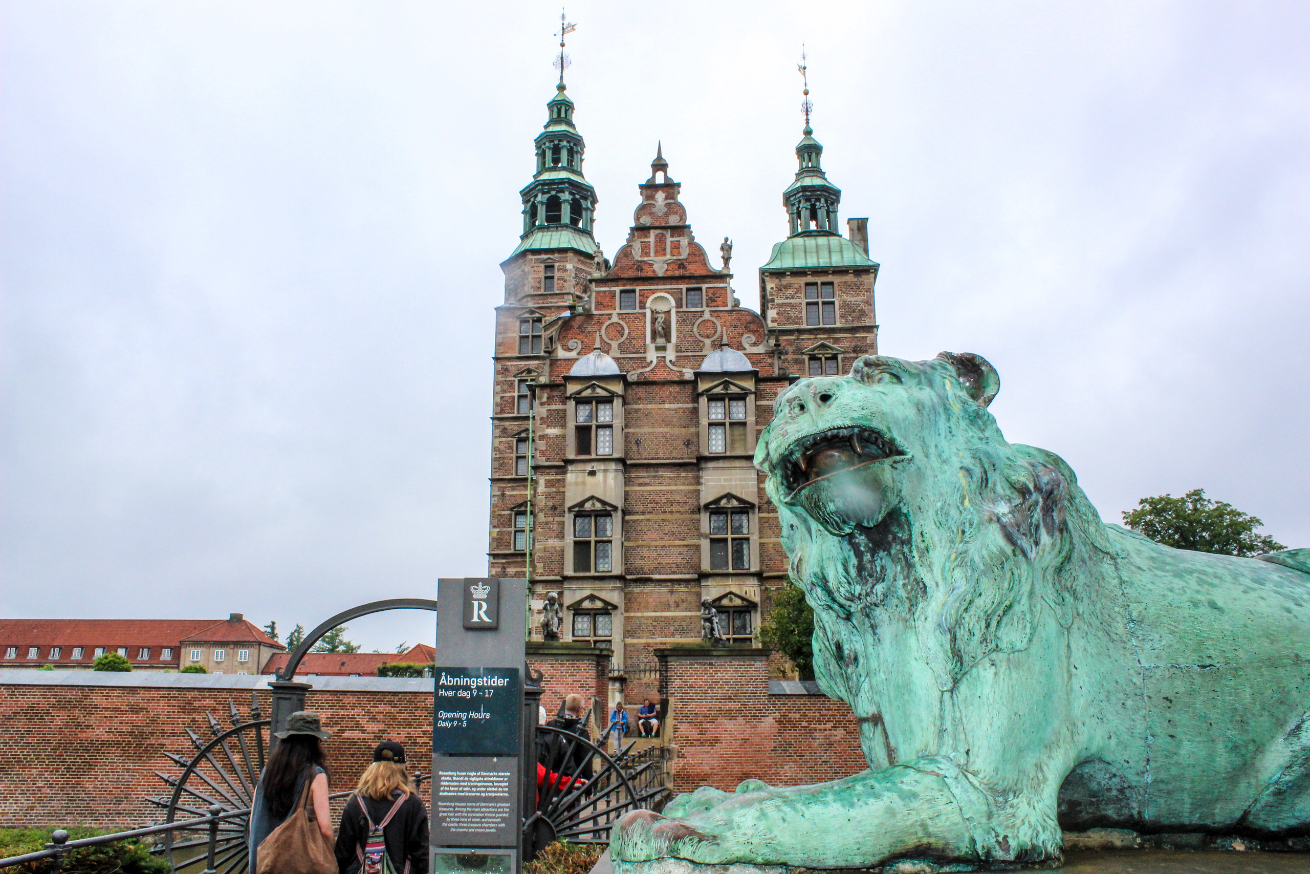 the crown jewels: what to see in copenhagen in two days