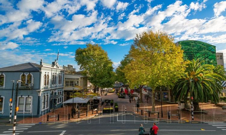 Trafalgar Street, Nelson NZ
