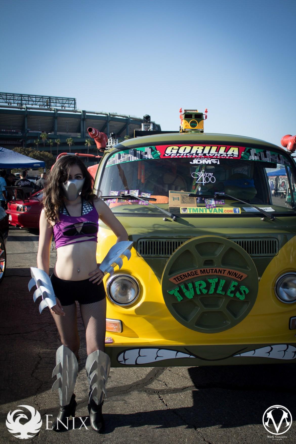 Extreme AutoFest 2014 - 05/31/14 @ Angel Stadium Anaheim