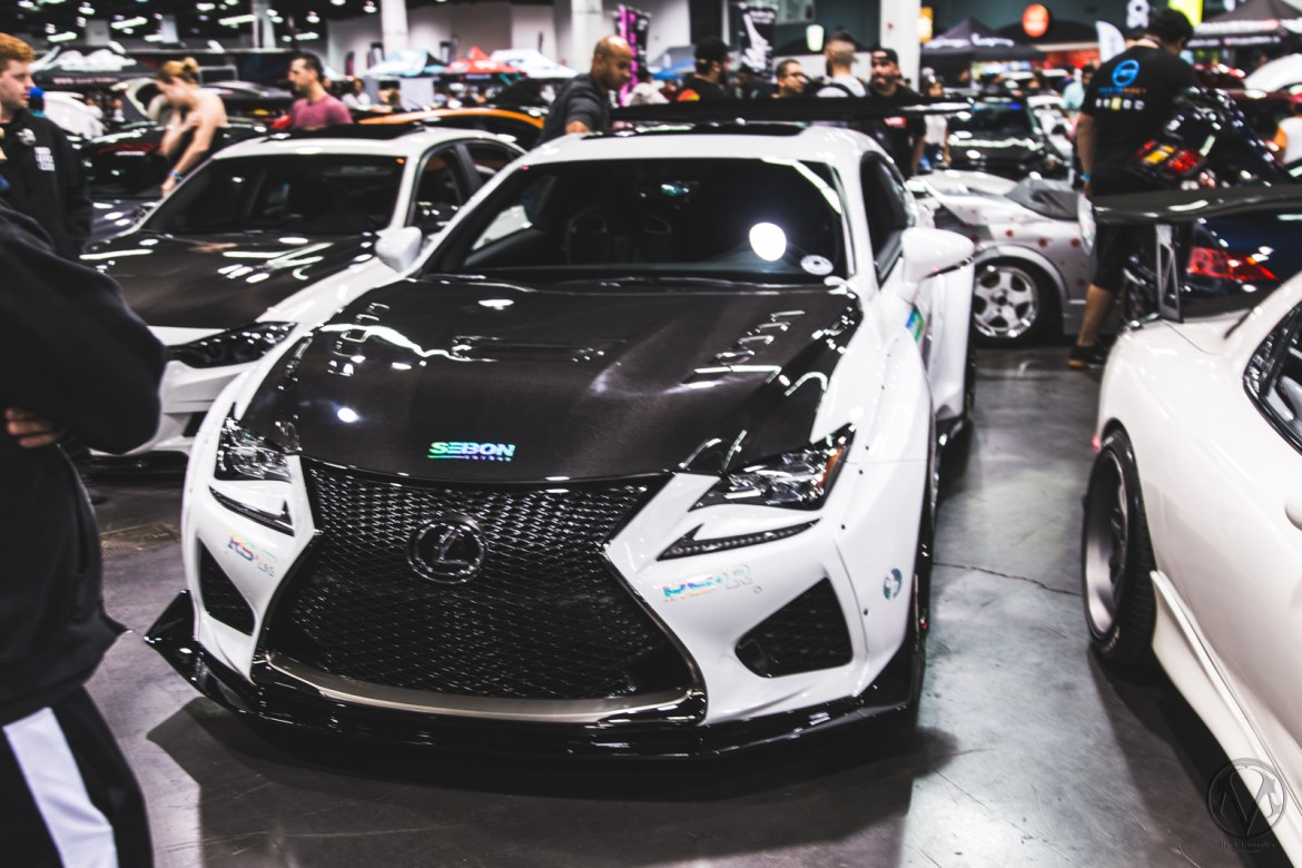 Tuner Evolution - 01/14/2018 @ Anaheim Convention Center