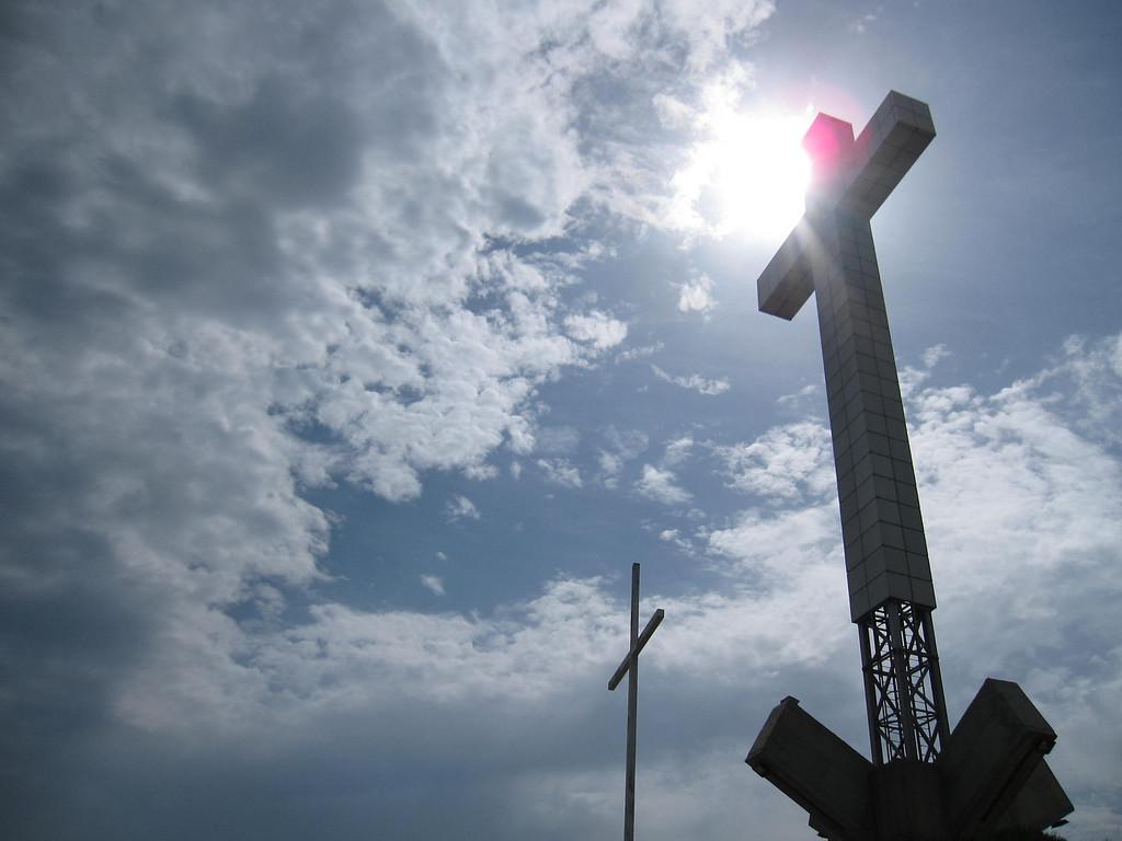 mostar cross