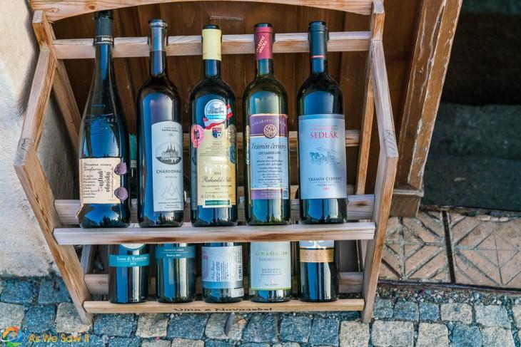 Kutna Hora local wine