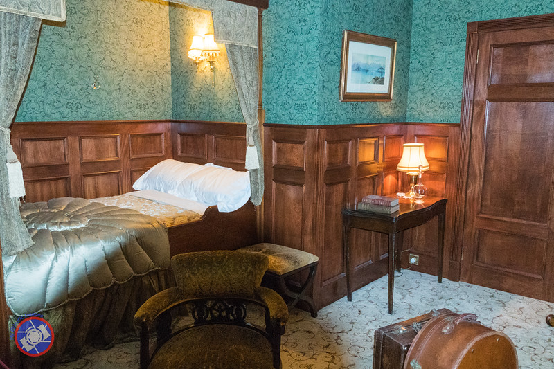 Replica of a First Class Suite Aboard Titanic at the Titanic Experience in Cobh (©simon@myeclecticimages.com)