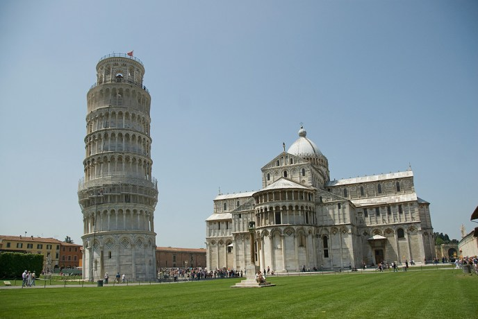UNESCO World Heritage Sites in Italy