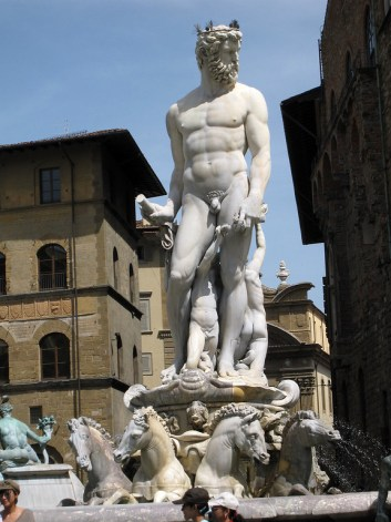 Poseidon Fountain florence