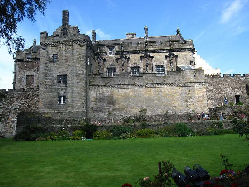 Stirling Castle - one of the best things to do in town