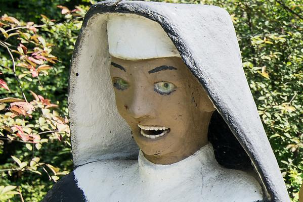 Parikkala sculpture park